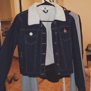 |MISSGUIDED| denim jacket
